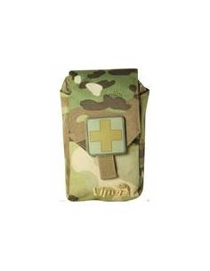 Pouch TOP doble para cargador M4/M16 8Fields Negro.