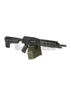 Submachine Sig Sauer MCX ASP Black + Red Dot Co2 - 4,5 Balines