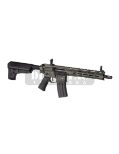 Subfusil Sig Sauer MCX ASP FDE + Red Dot Co2 - 4,5 Balines