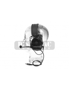 Carbine PCP KRAL Puncher Armor Black 5.5 mm - 24 Joules with sound suppressor